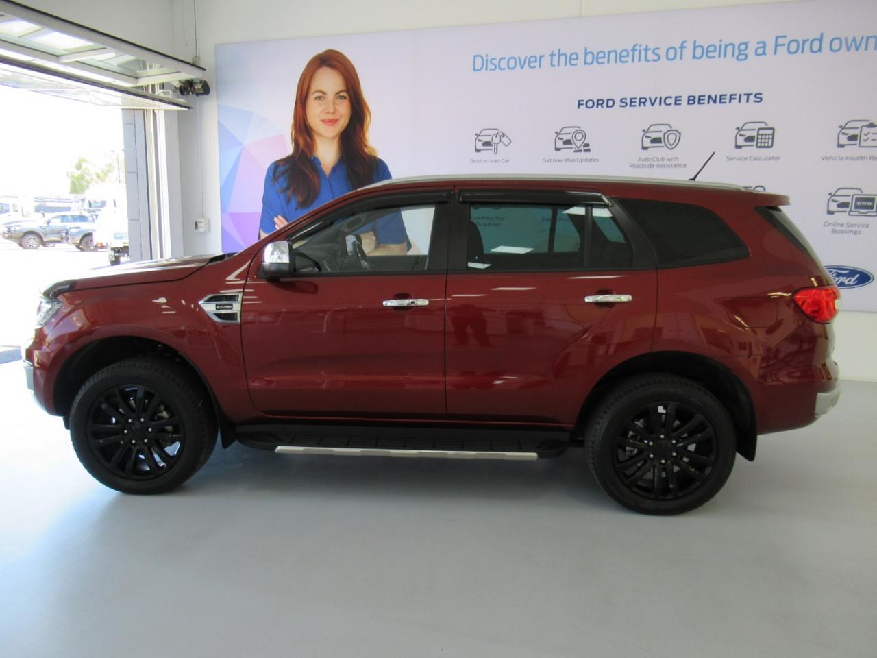 2019 MY19.75 Ford Everest UA II 2019.75MY TITANIUM Suv Image 37