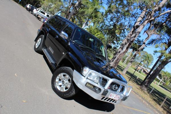 Nissan Patrol MY10 GU