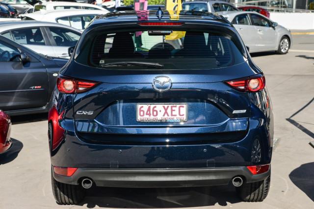 2017 Mazda CX-5 KF2W7A Maxx Sport Suv Image 4