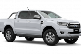 2020 MY20.75 Ford Ranger PX MkIII XLT Double Cab Utility