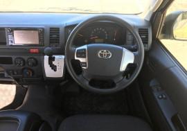 2017 Toyota Hiace TRH223R MY16 COMMUTER Bus