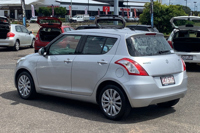 2012 Suzuki Swift GLX