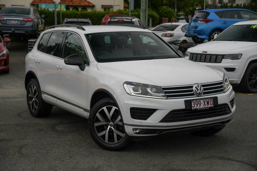 2017 MY18 Volkswagen Touareg 7P MY18 Monochrome Tiptronic 4MOTION Suv
