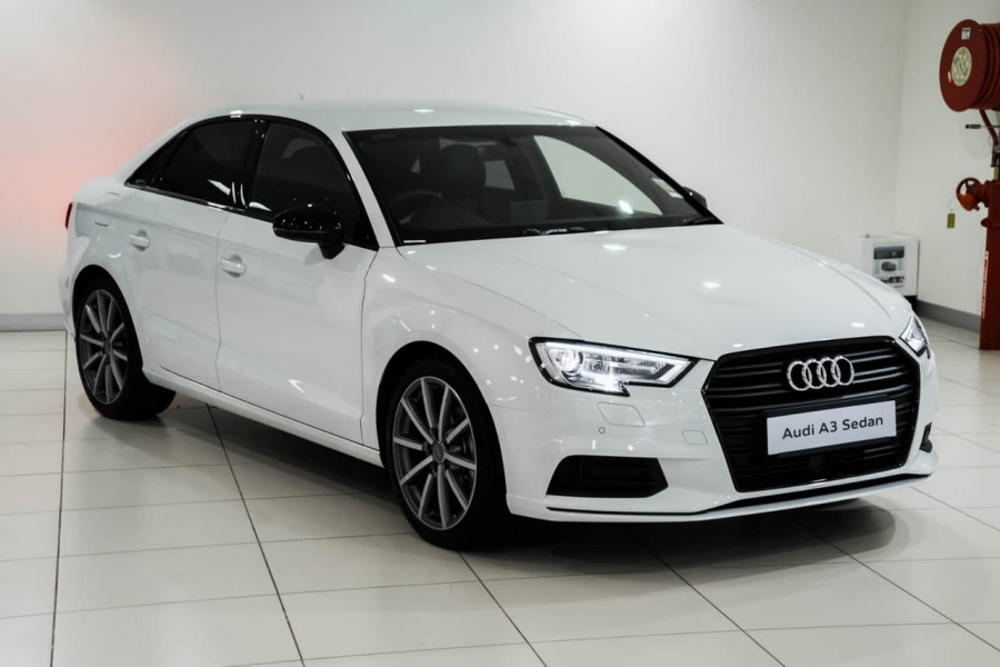 Demo 2018 Audi A3 722270 Brisbane Autosports Group