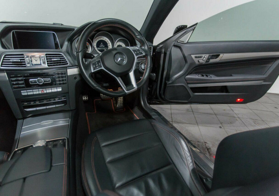 2014 MY05 Mercedes-Benz E250 C207 805MY 7G-Tronic + Coupe