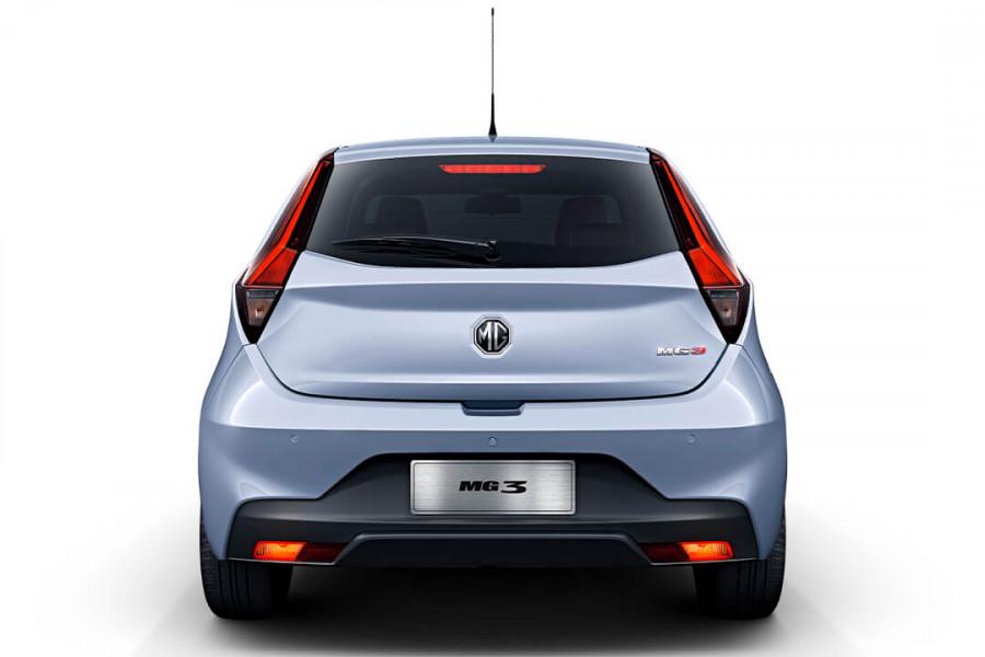 2021 MG MG3 SZP1 Core with Nav Hatch Image 4