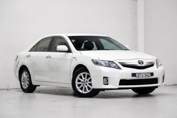 Toyota Camry Luxury AHV40R  Hybrid