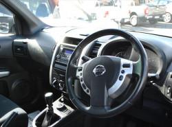 2013 Nissan X-Trail T31 Series V ST Wagon