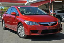 Honda Civic VTi 8th Gen MY10