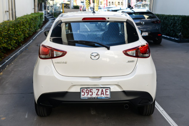 2019 Mazda 2 DJ2HA6 Neo Hatch Hatch Mobile Image 4