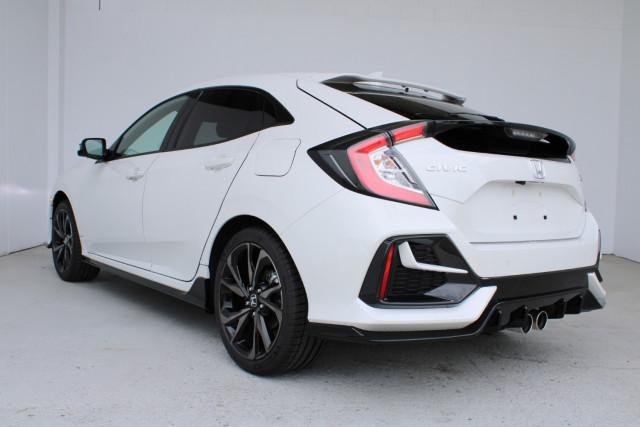 2020 Honda Civic 10th Gen RS Hatch Image 4