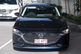 2020 Mazda 3 BP G25 Evolve Sedan Sedan Image 4