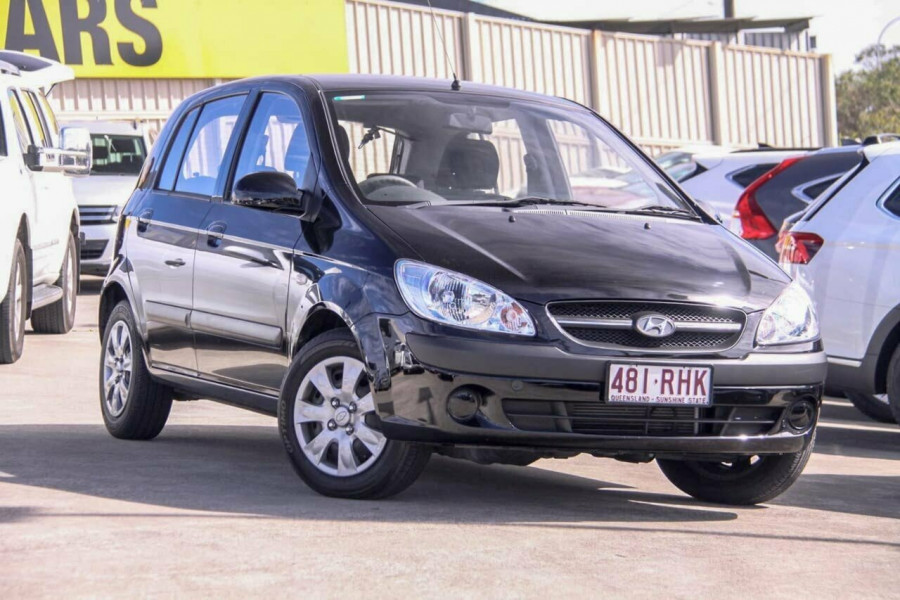 2010 MY09 Hyundai Getz TB MY09 S Hatchback Image 1