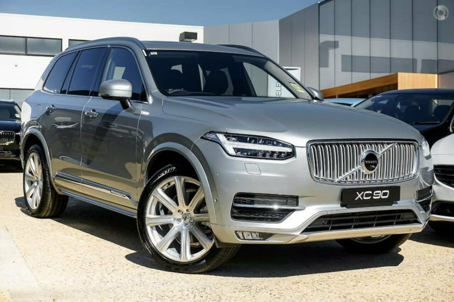 2018 MY19 Volvo XC90 L Series D5 Inscription Suv Mobile Image 2