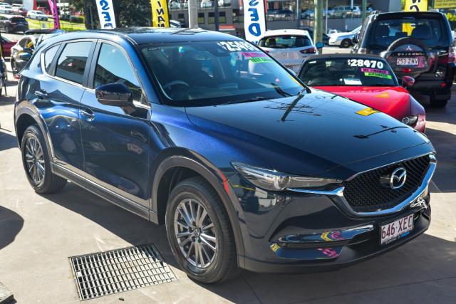 2017 Mazda CX-5 KF2W7A Maxx Sport Suv Image 5