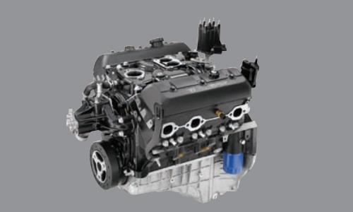 GM 4.3L V6 Engine