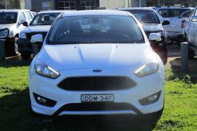 2016 Ford Focus LZ SPORT Hatchback Image 2