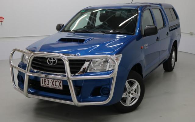 Toyota HiLux SR KUN16R MY14