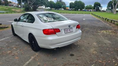 2012 BMW 3 Series E92 320d Coupe