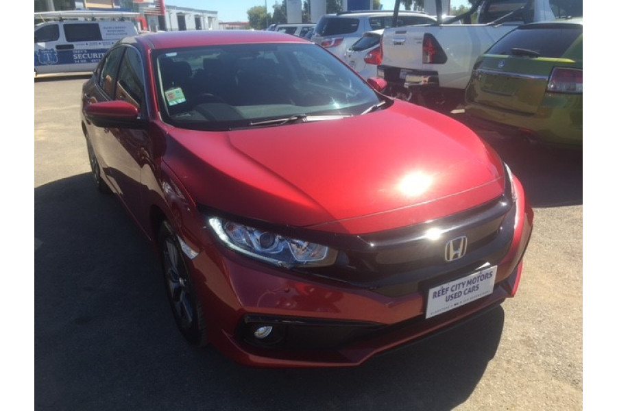 2021 Honda Civic 10TH GEN MY20 VTI-S Sedan