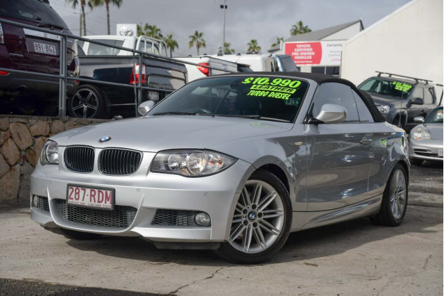 2010 BMW 1 Series E88 MY10 118d Convertible