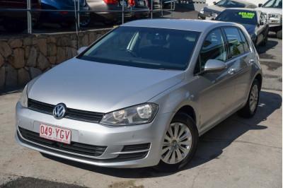 2014 Volkswagen Golf 7 MY14 90TSI Hatchback Image 2