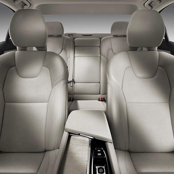 S60 Five-seat comfort