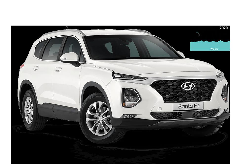 2019 MY20 Hyundai Santa Fe TM.2 Active Suv