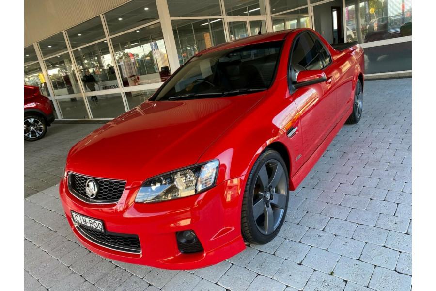 2012 MY12.5 Holden Ute VE II  SV6 Z SV6 - Z Series Ute