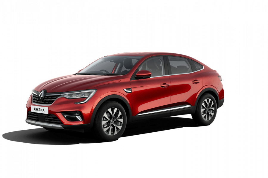 2021 Renault Arkana Zen Image 1