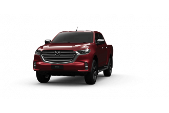 2021 Mazda BT-50 TF GT Cab chassis Image 3