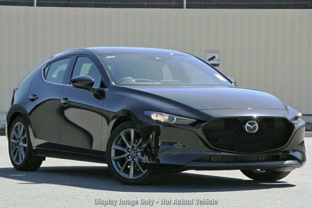 2020 Mazda 3 BP G20 Touring Hatch Hatchback