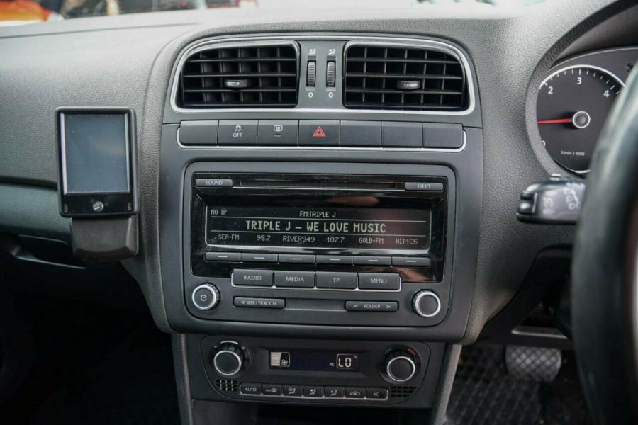 2014 Volkswagen Polo 6R MY14 66TDI DSG Comfortline Hatchback Image 9