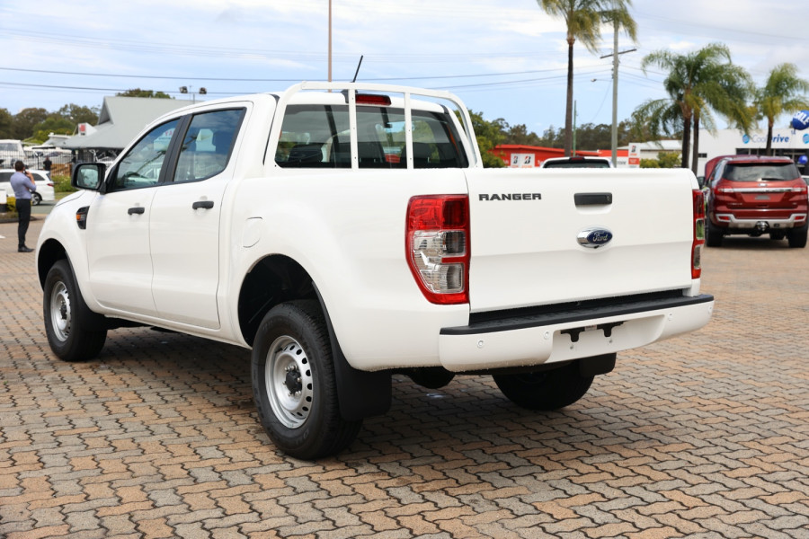 2020 MY20.75 Ford Ranger PX MkIII XL Double Cab Utility Image 3