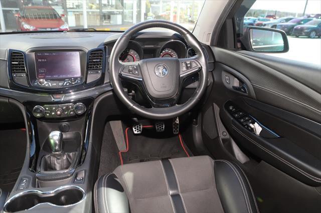 2016 Holden Commodore VF Series II MY16 SV6 Sedan Image 12