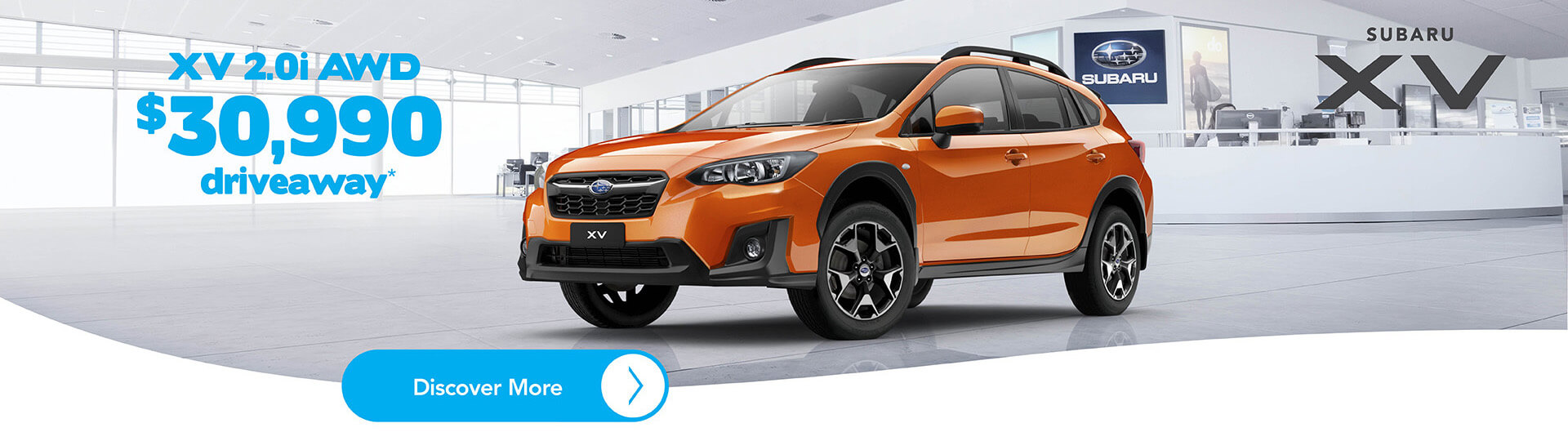 Subaru Offer - Feb 2019 - XV