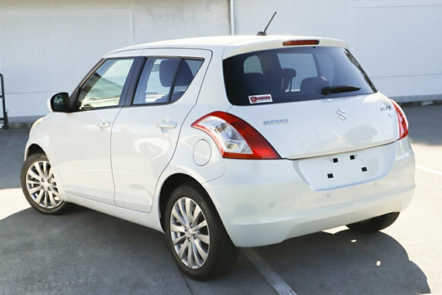 2013 Suzuki Swift FZ GLX Hatchback