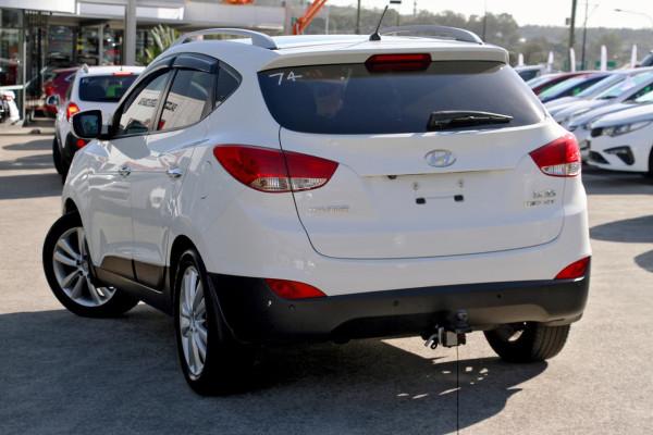 2011 Hyundai ix35 LM MY11 Highlander Wagon Image 2