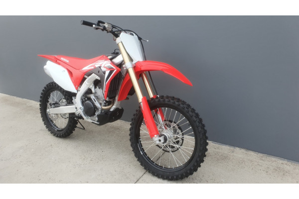 2020 Honda CRF250R TEMP 2020 CRF250R Motorcycle Image 4