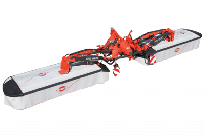 New KUHN GMD 1030