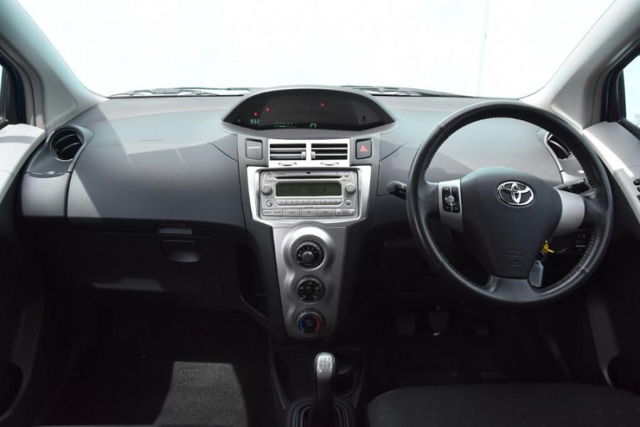 2006 Toyota Yaris NCP91R YRS Hatchback Image 8