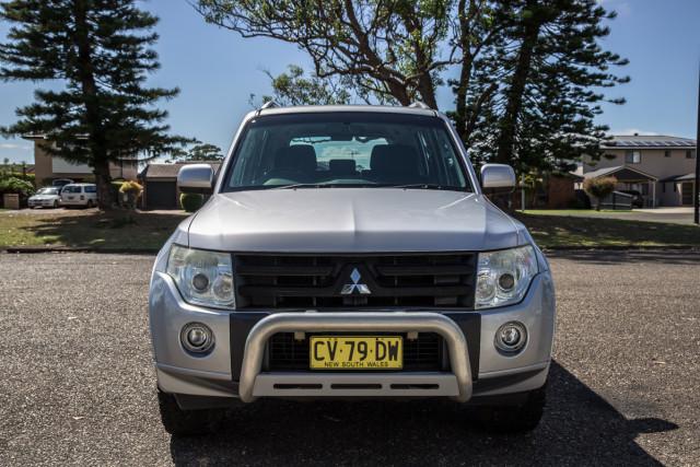 2010 Mitsubishi Pajero GLX