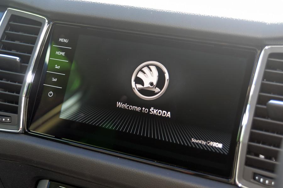 2019 Skoda Kodiaq NS 4x4 Suv