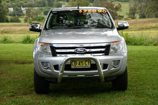 2012 Ford Ranger PX XLT Dual cab Image 3