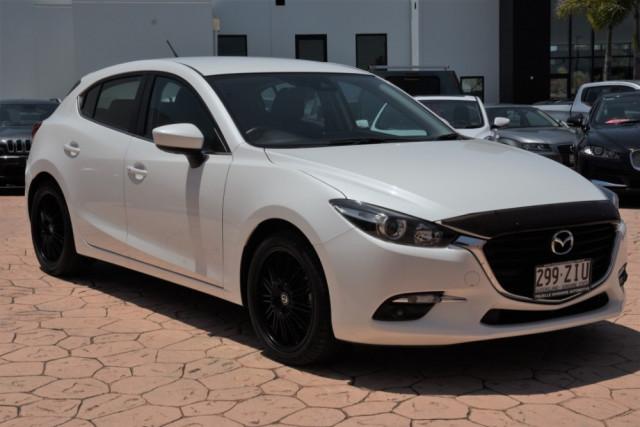 2016 Mazda 3 BM5438 SP25 Hatchback