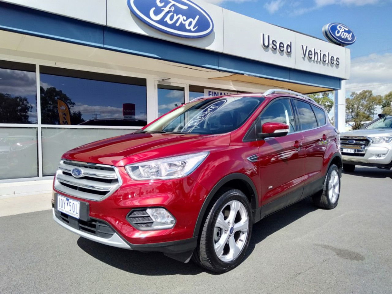 2019 MY19.75 Ford Escape ZG 2019.75MY TREND Suv
