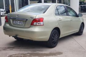 2008 Toyota Yaris NCP93R YRS Sedan Image 3