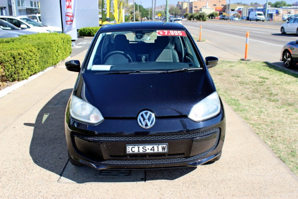 2012 MY13 Volkswagen Up! Type AA  Hatchback Image 3