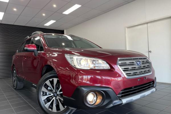 Subaru Outback Ed B6A  2.5i Fleet