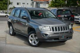 Jeep Compass Sport CVT Auto Stick MK MY12
